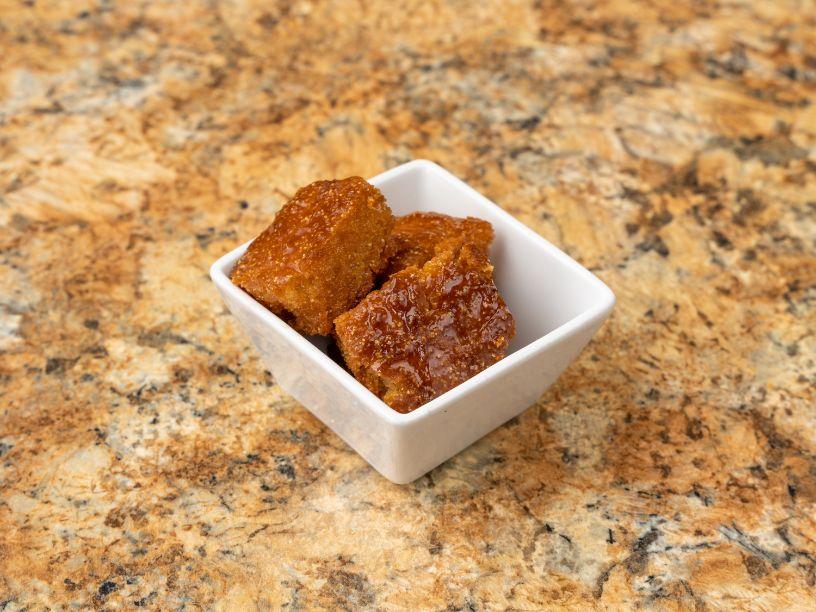 50Kitchen's Honey Fried Cornbread