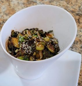 50Kitchen's brussels sprouts